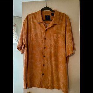 Caribbean Joe men's short sleeve shirt 🏖